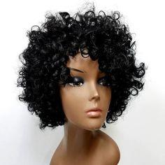 Short Wigs For Black Women pixie cut wigs for african american