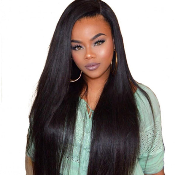 Lace Front Hair Wigs red wig with black roots