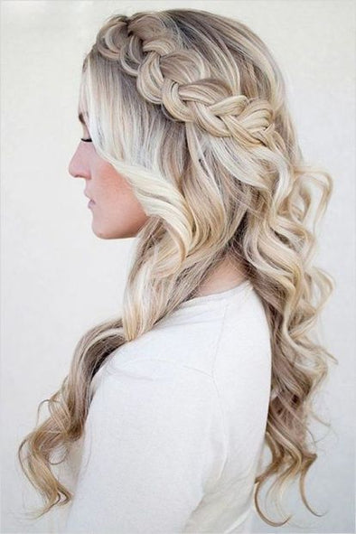 Braided Wigs Lace Frontal Hair Very Short Hairstyles For Men French Braids With Weave Wigs For Hair Loss 22 Inch Clip In Hair Extensions Cheap Blonde Bundles