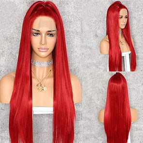 Red Wigs Lace Frontal Wigs Dark Pink Wig 613 Hair With Brown Roots Long Purple Wig Gray Updo Wig Kids Red Wig