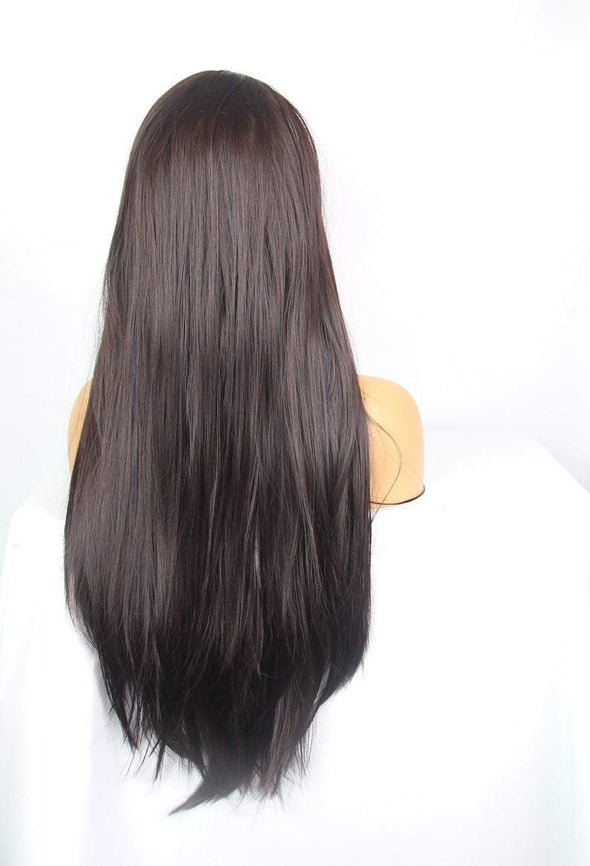 Lace Front Hair Wigs best Long hair wigs african american
