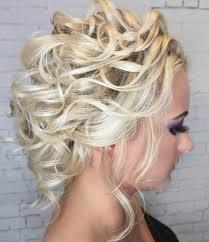 Prom Hairstyles For Short Hair 68
