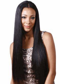 Lace Front Hair Wigs black to red ombre wig