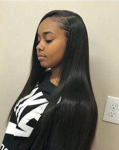 Lace Front Hair Wigs black and brown wig