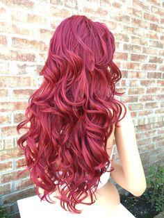 red hair dying hair ginger ariel red hair wig jessica rabbit wig matrix red hair color red dye on black hair