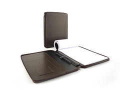 Notepad Holder with Zip