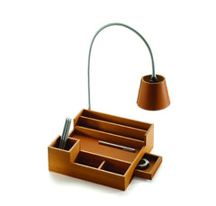 Puci Desk Set with Lamp