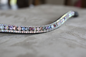 Swarovski Tiffany unicorn browband