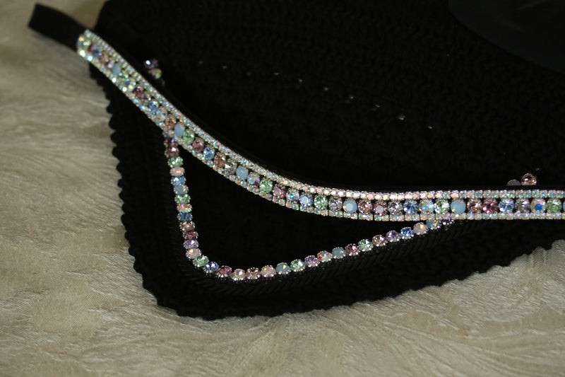 Swarovski Tiffany Unicorn Fly veil