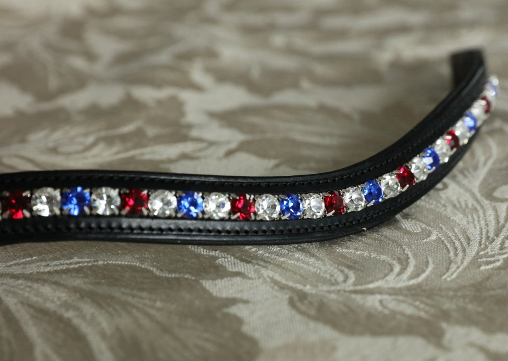 GBR inset curve browband