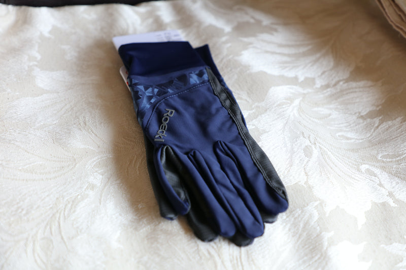Roeckl Melbourne Gloves Navy