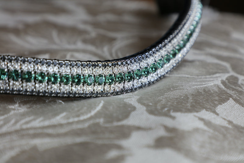 Ernite, clear and nightfall megabling curve browband