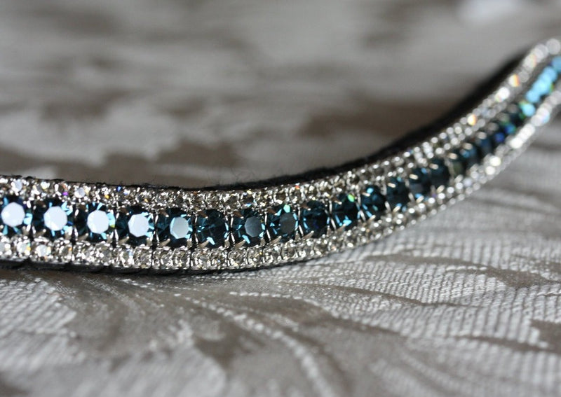 Montana and black diamond browband