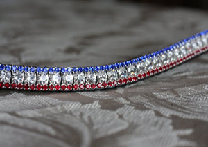 GBR bling browband