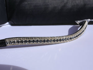 Nightfall and black diamond browband