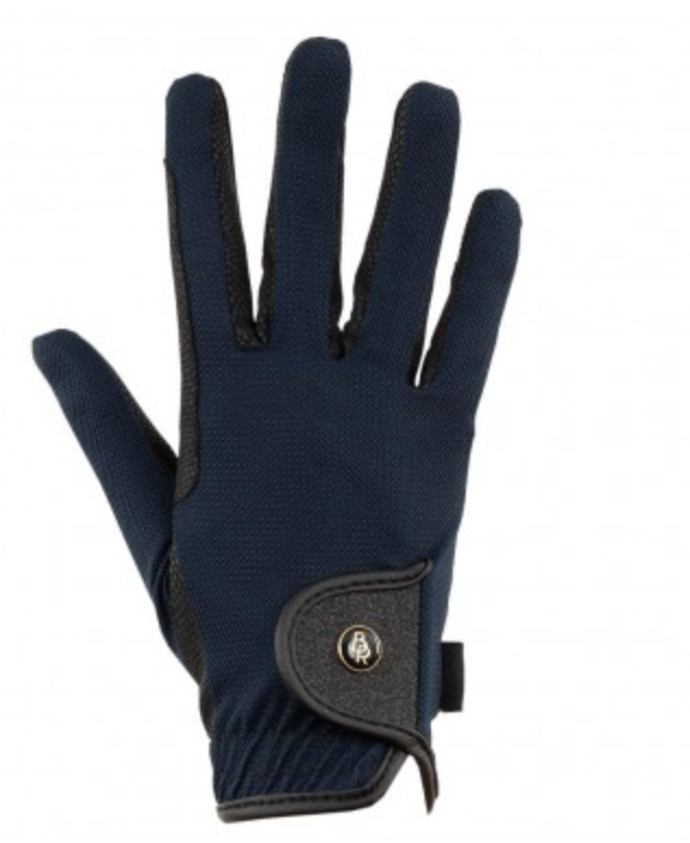 BR Royal mesh navy gloves
