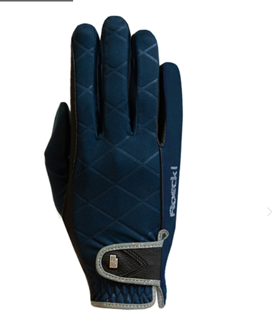 Roeckl Julia Nightblue riding gloves
