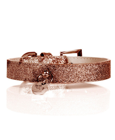 Rose Gold stardust Collar