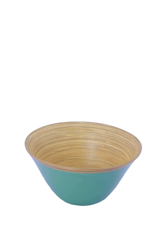 Lacquer bamboo bowl - KKC Boutique