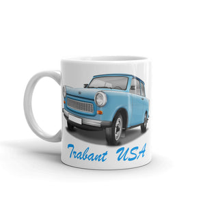 Trabant USA 11oz Ceramic Mug