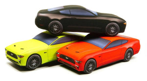 Ford Mustang Pillows in many colors