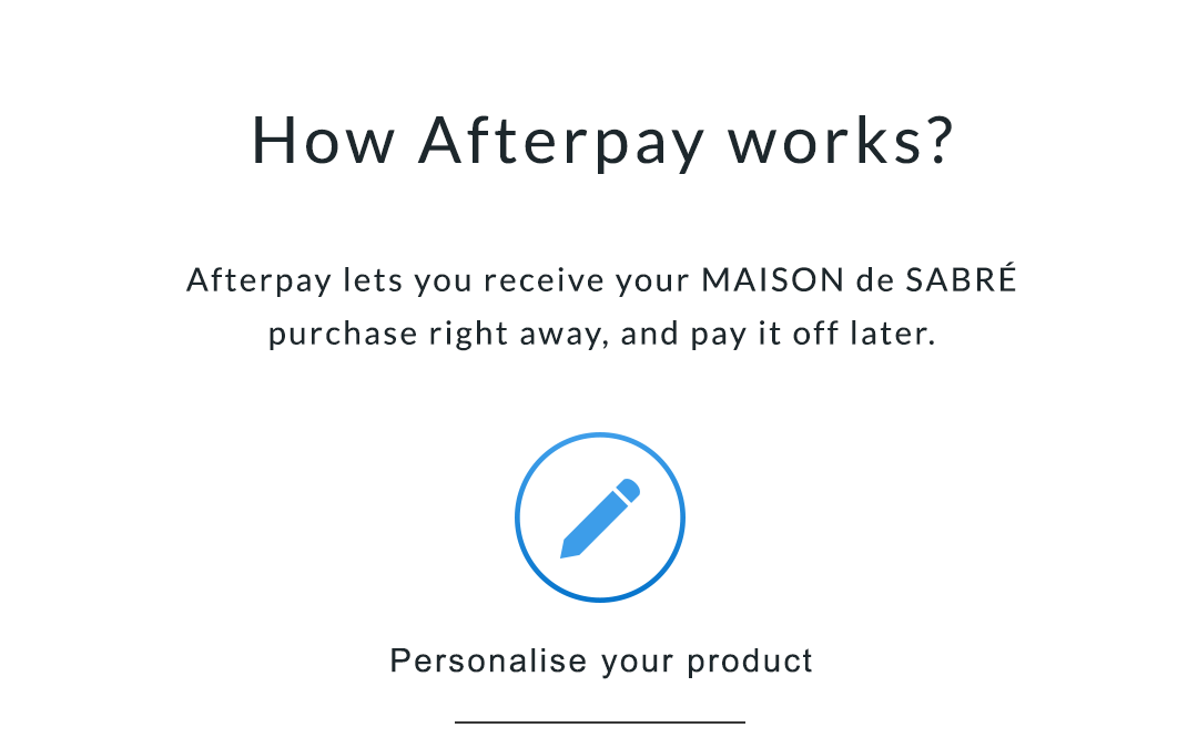 How Afterpay works?