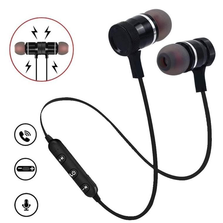 Earphone Wireless Bluetooth Headset