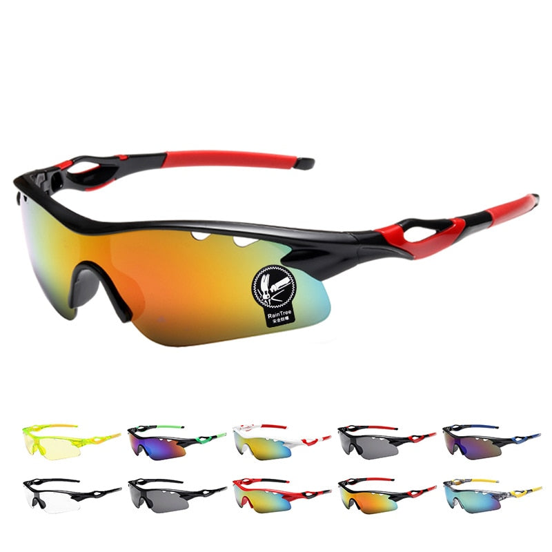 Cycling eyewear  UV400 sunglasses Men - Tooty-shop  -cycling-bike-cyclisme-bike mountaine