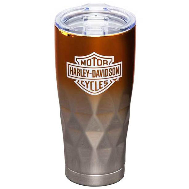 Diamond B&S Logo Metallic Insulated Tumbler w/ Lid 3SSH4900TS