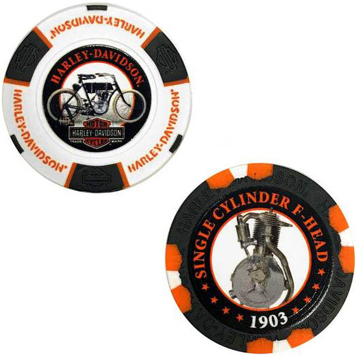 Limited Edition Series 1 2pk Poker Chip Pack Black/White 6701