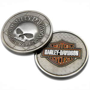 The Skull Challenge Coin 8002961