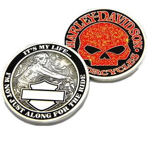 Its My Life Challenge Coin 8003142