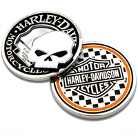 Removable Skull Challenge Coin 8003166