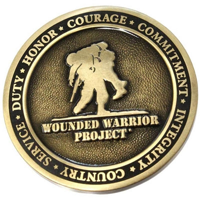 Wounded Warrior Project Challenge Coin 8003425