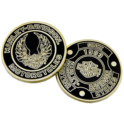 Heritage B&S Challenge Coin 8008604