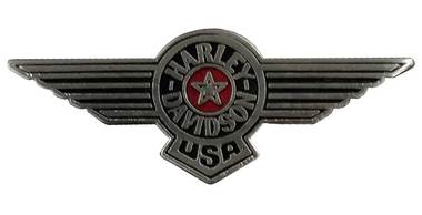 "USA Aviator Wings Pin 1.25"" 8009076"