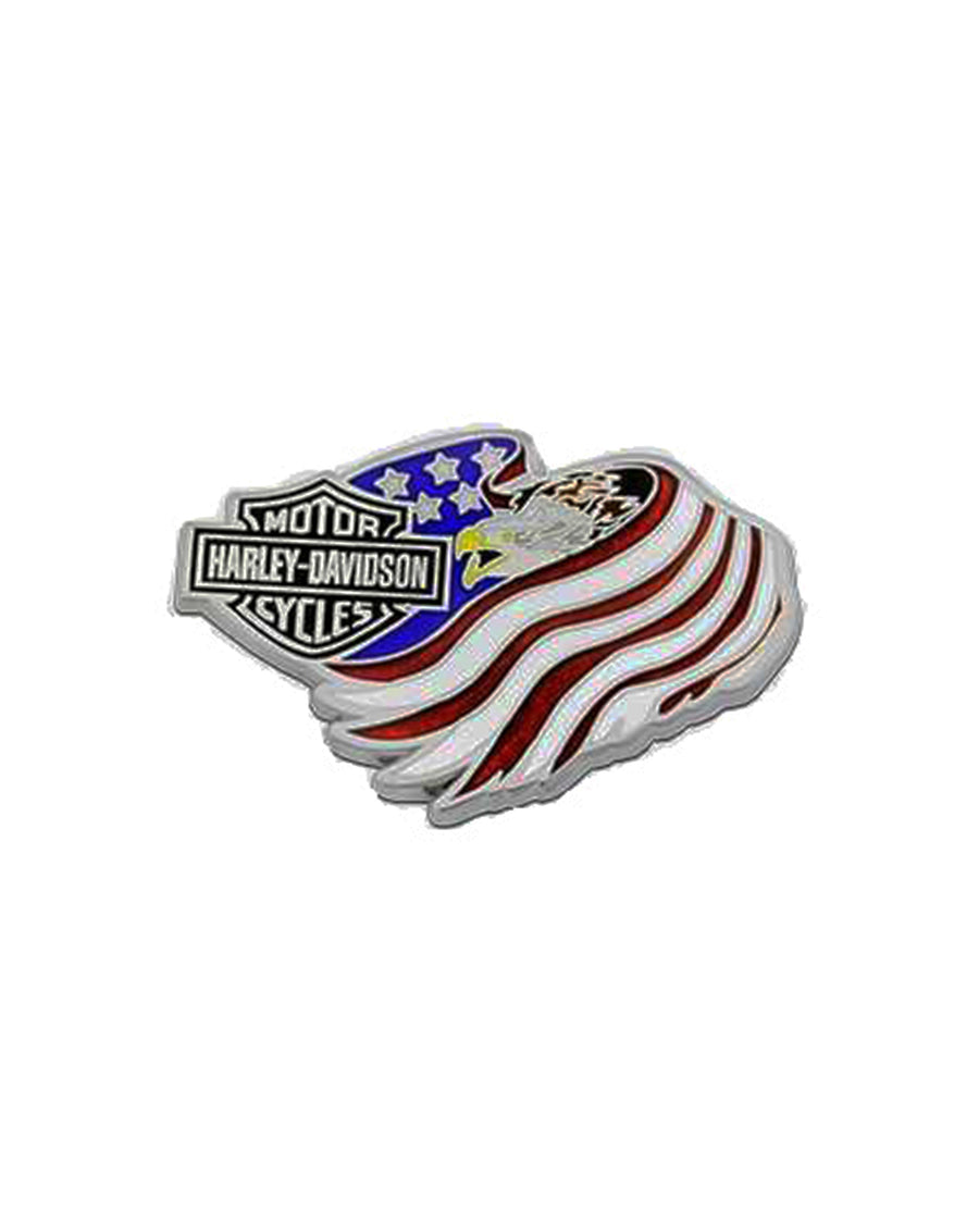 "Eagle Flag Pin 1.50"" 8009861"
