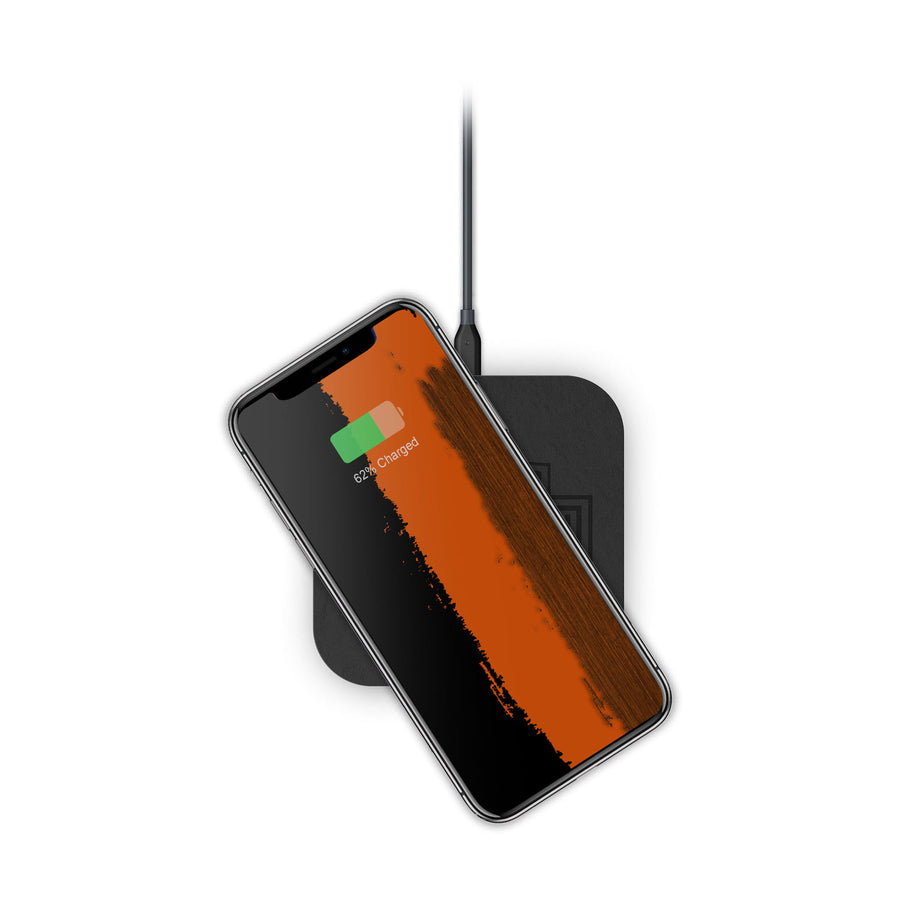 Harley-Davidson Heritage Bar & Shield QI Wireless Charging Pad