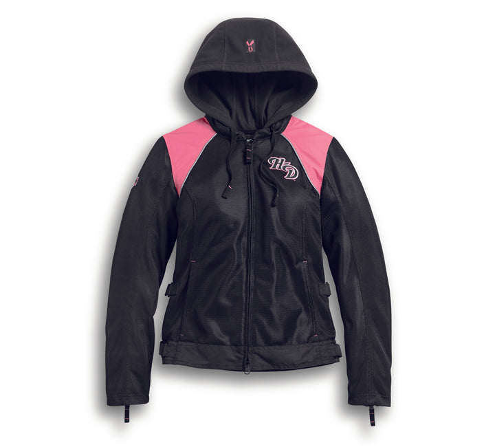Pink Label 3-In-1 Mesh Riding Jacket 98136-20VW