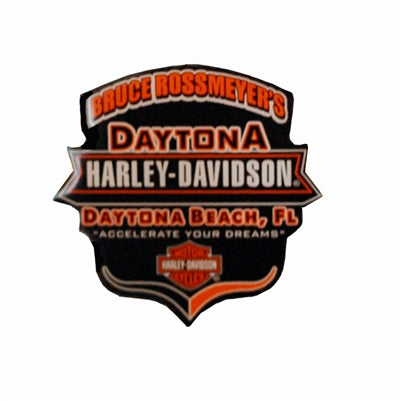 Daytona Dealership Pin