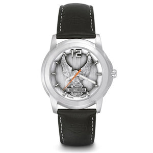 Men's Pewter Eagle Watch