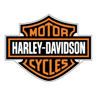 H-D Bar & Shield X-Large Trailer Decal