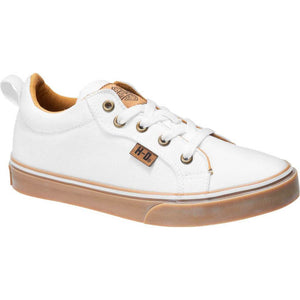 Women's Torland White Canvas Sneakers D84435