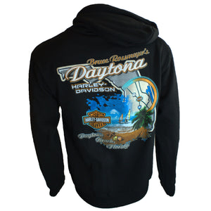 Harley-Davidson B&S Pull Over Men's L/S Hoodie