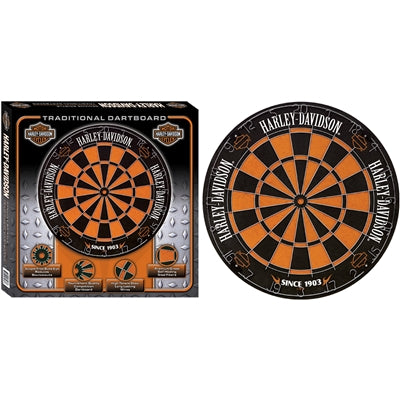 Traditional Dartboard