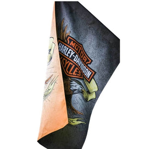 Suede Legendary Eagle House Flag Double Sided 13S4920FB