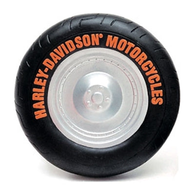 Vinyl Tire Dog Toy
