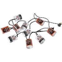 Oil Can Party Lights HDL-10018