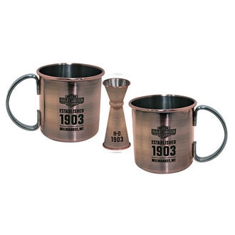 Harley-Davidson Moscow Mule Set