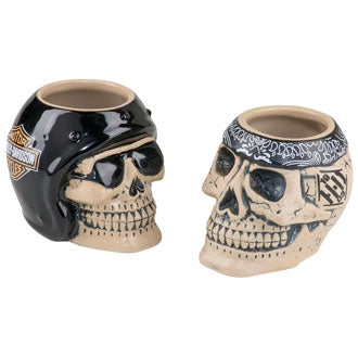 Skull Rider Shot Glasses HDL-18610